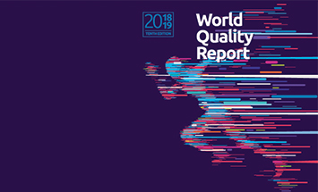 World Quality Report 2018