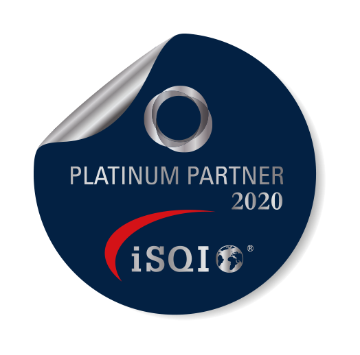 iSQI Platinum Partner 2020